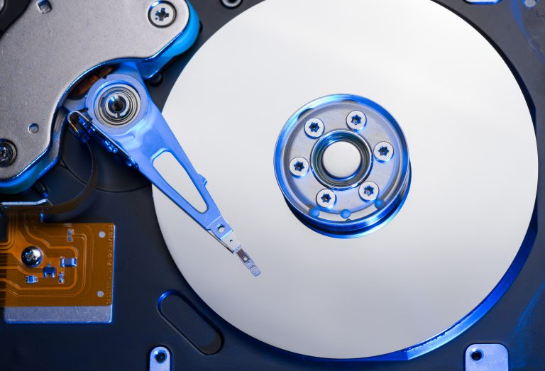 Disk Drive Platters